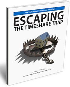 Timeshare Trap Ebook Cover